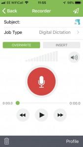 App recorder